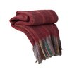 Shiraleah Wellington Wool / Acrylic / Polyester Throw