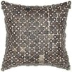 India's Heritage Mix Button Silk Pillow