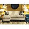 <strong>Chelsea Home</strong> Yvette Sofa Chaise Lounge