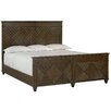 HGTV Home Woodlands Panel Bed