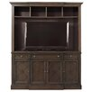 "HGTV Home Meadowbrook Manor 73"" TV Stand with Hutch"