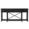 HGTV Home Caravan Console Table