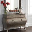 <strong>HGTV Home</strong> Bombe 4 Drawer Chest