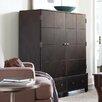 HGTV Home Textured Graphite Cabinet