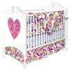 Heart Throb 4 Piece Crib Bedding Set Room Magic