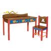 <strong>Room Magic</strong> Little Lizard Kids' 2 Piece Table and Chair Set