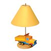 <strong>Room Magic</strong> Boys Like Trucks Table Lamp