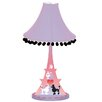 <strong>Room Magic</strong> Poodles in Paris Eiffel Tower Table Lamp