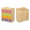 Tropical Seas 5-Drawer Chest