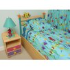 <strong>Tropical Seas Twin Comforter / Bedskirt / Sham Set</strong> by Room Magic