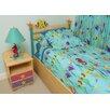 Room Magic Tropical Seas Twin Comforter / Bedskirt / Sham Set