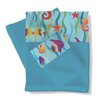 <strong>Room Magic</strong> Tropical Seas Sheets / Pillowcase Set
