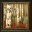 <strong>Artistic Reflections</strong> Along the Path II Framed Painting Print