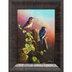 Artistic Reflections Touch of Spring Framed Painting Print