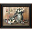 <strong>Artistic Reflections</strong> Summer Garden Framed Painting Print