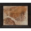 <strong>Deer in the Mist Framed Graphic Art</strong> by Artistic Reflections