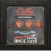 <strong>Artistic Reflections</strong> Coffee Board II Framed Vintage Advertisement