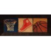<strong>Basketball Framed Vintage Advertisement</strong> by Artistic Reflections