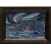 <strong>Artistic Reflections</strong> Aurora Bliss Framed Painting Print