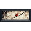 Artistic Reflections Cardinal III Framed Painting Prints