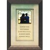 Artistic Reflections Loved you yesterday. Love you still. Framed Graphic Art