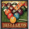 <strong>Forest Creations</strong> Magnet Art Print Billiards Framed Wall Art