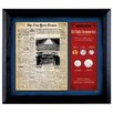 <strong>New York Times March For Civil Rights Framed Memorabilia</strong> by American Coin Treasures