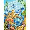 Royal & Langnickel Painting by Numbers Small Mermaid Junior Set