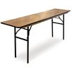 McCourt Manufacturing ProRent Rectangular Folding Table