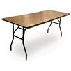 McCourt Manufacturing ProRent Rectangular Folding Table