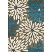 James Bond Alliyah Gothic Olive Area Rug