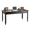 <strong>Tribeca Loft Writing Desk</strong> by kathy ireland Home by Martin Furniture