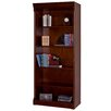 """kathy ireland Home by Martin Furniture Mt View 79"""" Bookcase"""