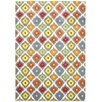 <strong>Summer Chroma Glow Abstract Rug</strong> by eCarpet Gallery