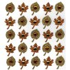 <strong>Repeats Fall Leaf Stickers</strong> by Jolee's Boutique
