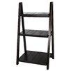 "Casual Home Manhasset Slatted 42"" Folding Bookcase"