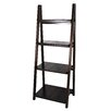 "Casual Home Manhasset Slatted 60"" Folding Bookcase"