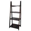 "Casual Home Manhasset Slatted 60"" Folding Bookcase"