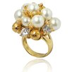 <strong>DeBuman</strong> Cultured Pearl Ring