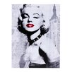 <strong>Amrita Singh</strong> Marilyn 1950 Graphic Art on Canvas