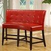 Modus Furniture Bossa Leatherette Bench