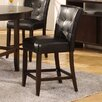 "Bossa 26"" Bar Stool with Cushion (Set of 2)"
