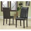 Modus Furniture Urban Seating Parsons Chair I (Set of 2)