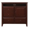 Modus Furniture Modus City II 4 Drawer Media Chest