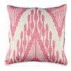 Karma Living Ikat Heartbeat Design Pillow (Set of 2)