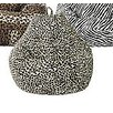 Gold Medal Bean Bags Jumbo Animal Print Bean Bag Lounger