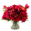 Creative Displays, Inc. Peonies in Acrylic Water Vase