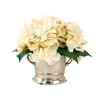 Creative Displays, Inc. Hydrangeas in Silver Urn