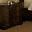 <strong>Michael Amini</strong> Bella Cera 3 Drawer Nightstand
