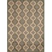 <strong>Napa Giles Grey/Ivory/Seafoam Rug</strong> by Abacasa